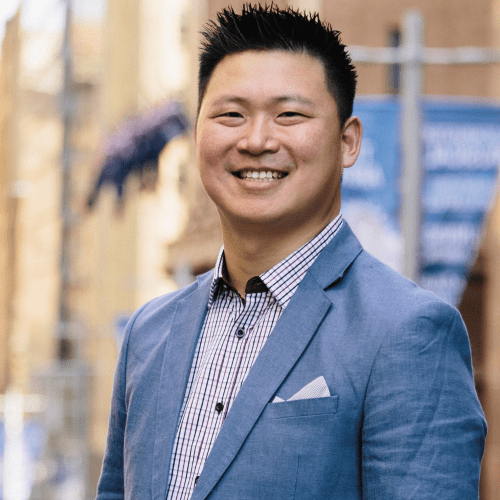 Mr Andrew Chan